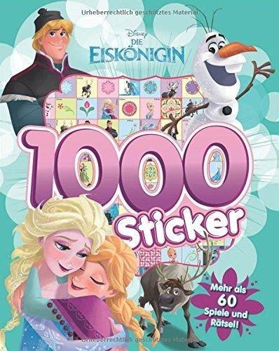 Die Eiskönigin 1000 Sticker