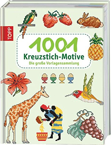 1001 Kreuzstich-Motive