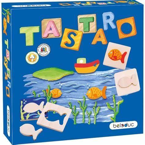 Tastaro - das Zuordnungsspiel