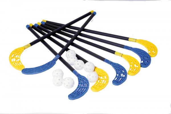 Mera-Floorball-Set Kids3, Länge 80 cm