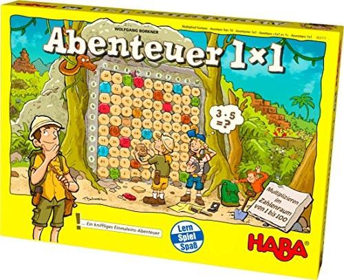 Abenteuer 1 x1 (Mathe-Spiel)